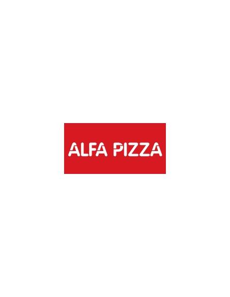 Four PIAZZA 90 W Alfa Forni A32-FXPZ90W ALFA PIZZA® Fours mobiles ALFA PIZZA