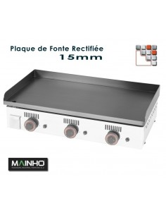 Plaque de Plancha Serie NS Mainho