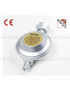 Detendeur Propane 50mbar 1.5 kg/h DE / AUT 602AG25006 Clesse industries¨ Accessoires Gaz
