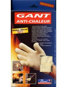 Gant Anti-Chaleur 350°C A17-GT  Housses & Protections