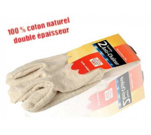 Gants Anti-Chaleur 120°C 506ACCGB  Housses & Protections