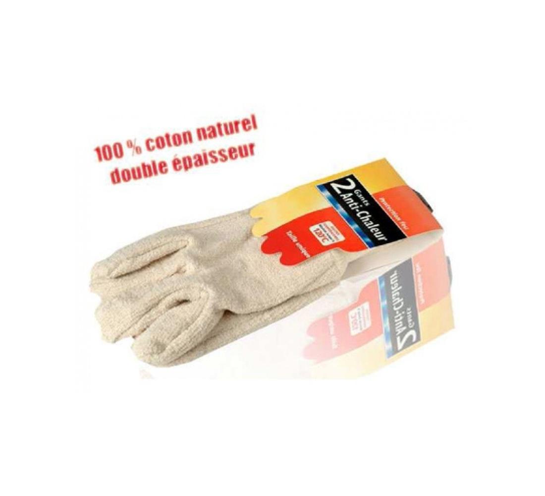 gants anti chaleur 120 c. Black Bedroom Furniture Sets. Home Design Ideas