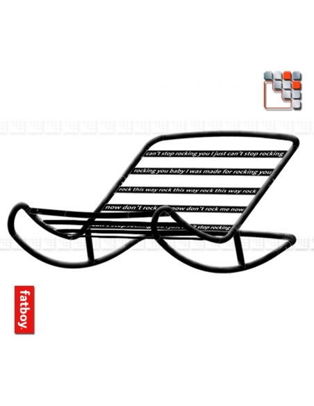 Rock'n Roll Chair Fatboy® F49-103161 FATBOY THE ORIGINAL® Shade Sail - Outdoor Furnitures