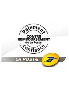Cash on delivery Colissimo La Poste 990-CRCLS Instruction Manual Guides