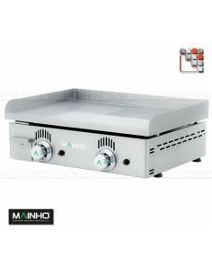 Plancha NCR-60 Novo Crom Rainuree MAINHO M04-NCR60 MAINHO® Plancha Premium NOVOCROM NOVOSNACK