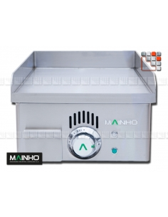Plancha NSEM-40 Novo-Snack 230V MAINHO M04-NSEM40 MAINHO® Plancha Premium NOVOCROM NOVOSNACK