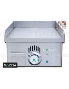 Plancha NSEM-40N 230V Mainho M04-NSEM40N MAINHO® Plancha MAINHO NOVO CROM SNACK