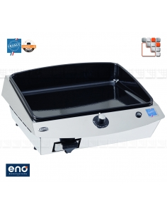 Plancha Riviera 45 Gas Eno E07-530132010701 ENO®  Plancha and cart Eno