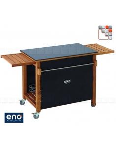 HPL trolley EMILE ENO E07-DPN53 ENO®  Plancha and cart Eno