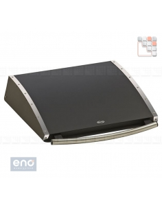 Tilting Lid Plancha Riviera Elektra Eno E07-CPE ENO®  Plancha and cart Eno