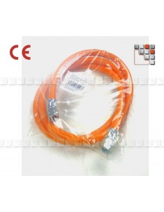 Gas Hose CH/AT/DE 1.5 C06-CMR1 GARCIMA La Ideal - Accessoires Gas accessories