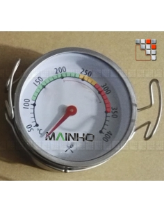 Temperature of Plancha 50-400°C Mainho M36-ST003 A la Plancha® Barbecues Oven Accessories