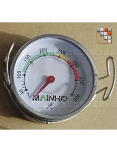 Thermometre de Plancha 50-400°C Mainho M36-ST003 A la Plancha® Barbecue Four et Accessoires