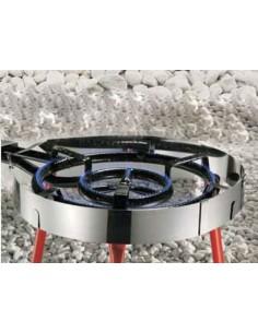 Stainless steel windshield burner Garcima 204BP50086 Garcima la Ideal - Accessoires Ustensils Paella Garcima