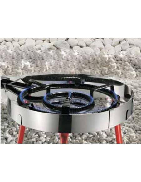 Stainless steel windshield burner Garcima G05-50086 GARCIMA La Ideal - Accessoires Ustensils Paella Garcima