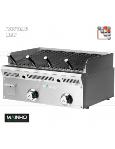 Grill ELB-62G Eco-Line Barbecue Mainho M04-ELB62GN MAINHO® ECO-LINE MAINHO Food Truck