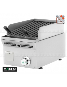 Grill ELB-31GN Eco-Line Barbecue Mainho M04-ELB31GN MAINHO® ECO-LINE MAINHO Food Truck