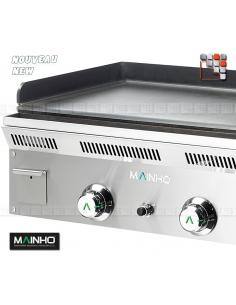 Plancha ELP-93GN Eco-Line MAINHO M04-ELP93GN MAINHO® Gamme ECO-LINE pour Cuisine Compacte ou Food-Truck
