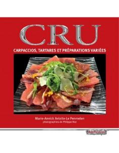 Livre de Recette Cru, Editions Auberon