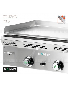 Plancha ELP-93GC Eco-Line Mainho M04-ELP93GCN MAINHO® ECO-LINE MAINHO Food Truck