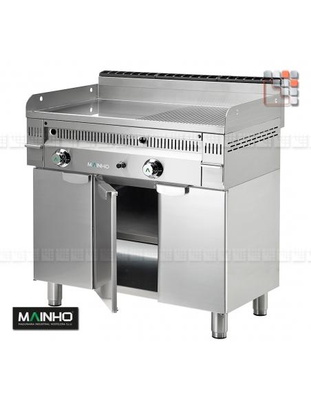 Fry-Top PC-90ET EuroCrom MAINHO M04-PC90ET MAINHO® Fry-Top Fullcrom 50 EUROCROM EUROSNACK
