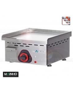 Plancha ECO EM-45CD 230V MAINHO M04-ECOEM45CD MAINHO® Plancha ECO Mainho Chrome & Blued Steel