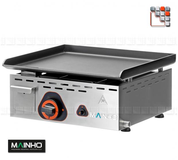 Plancha ECO-45PV UNI MAINHO M04-ECO45PVUNI MAINHO® Plancha ECO-PV Club ECO-CD Pro