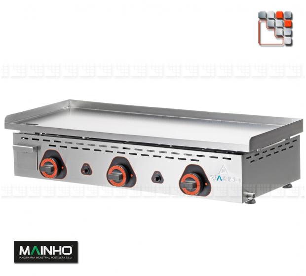 Plancha ECO-90CD UNI MAINHO M04-ECO90CDUNI MAINHO® Plancha ECO-PV Club ECO-CD Pro