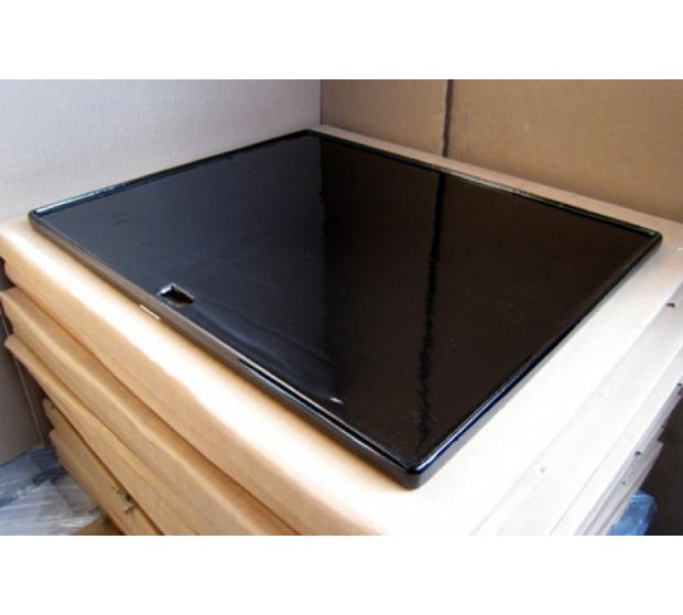 Plaque en fonte pour Plancha A17-R490 A la Plancha® Plancha Mobile à Poser