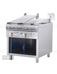 Parrillas PSI-80 Royal Grill-Mainho M04-PSI80 MAINHO® Royal Nova Bras Grill Parillas