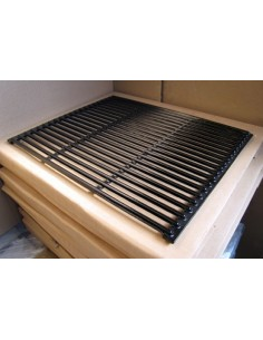 Grille Fonte Emaillee Barbecue