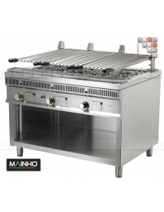 Parrillas PSI-120 Royal Grill-Mainho M04-PSI120 MAINHO® Royal Nova Bras Grill Parillas
