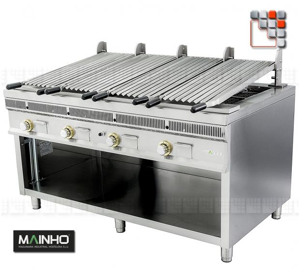 Parrillas PSI -160 Royal-Grill MAINHO M04-PSI160 MAINHO® Royal Nova Bras Grill Parillas