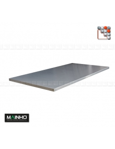 Stainless steel tray for MAINHO stainless steel furniture M36-PXM MAINHO SAV - Accessoires MAINHO Spares Parts Gas