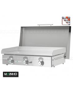 Stainless steel cover tilting TB Mainho M36-TB MAINHO SAV - Accessoires MAINHO Spares Parts Gas