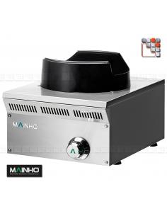 Wok Gaz ELW-41G Eco-Line MAINHO M04-ELW41G MAINHO® Gamme ECO-LINE pour Cuisine Compacte ou Food-Truck