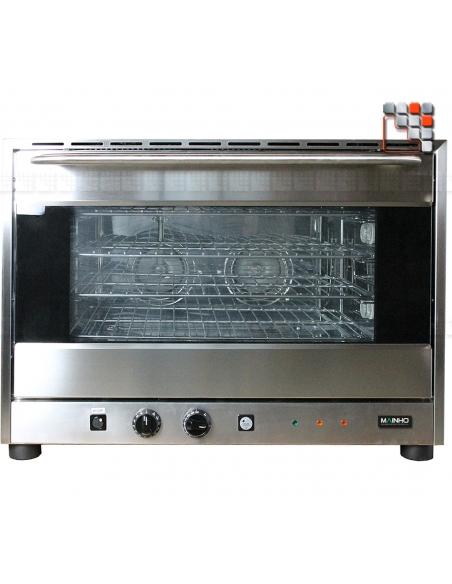 Oven HRN-3HG Steam 400V Mainho M04-HRN3H MAINHO® Fryers Wok Steam-Oven