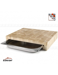 copy of Cutting board Bamboo DM CREATION D19-60592 LACOR® Kitchen Utensils