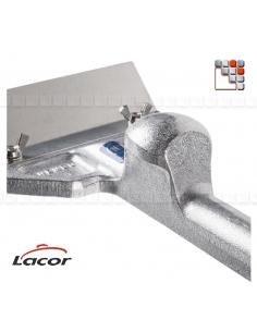 Lame pour Racloir 67034 HSS Lacor L10-R67034A LACOR® Ustensiles de Cuisine