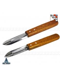 Econome Eplucheur 8CM Palissandre AU NAIN A38-1180504 AU NAIN® Coutellerie Couteaux & Découpe