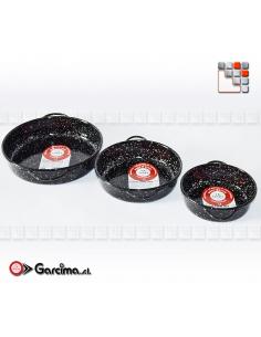 Fuentes Tapas Emaille Garcima G05-20202 GARCIMA® LaIdeal Poeles, Sartenes, Cazuelas y Tapas Garcima