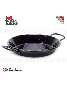 Tapas Pan Emaillee Garcima G05-20210 GARCIMA® LaIdeal Sartens, Cazuelas y Tapas Garcima
