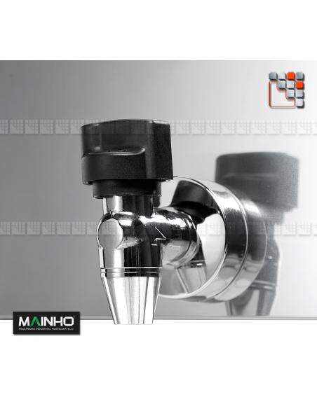 copy of Fryer Semi-Pro 8L 3.3 kW M04-FRET10V MAINHO® Fryers Wok Steam-Oven