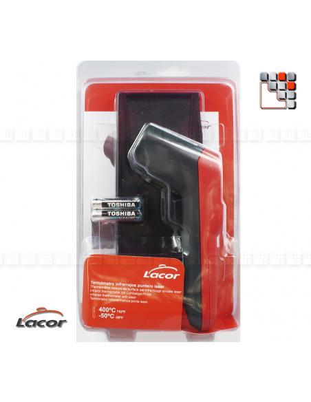 Thermometre Infrarouge Visée Laser LACOR L10-62457 ALFA FORNI Accessoires Ustensiles de Cuisine