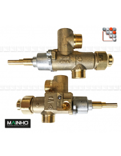 Valve, Gas Thermocouple Mainho M36-000027 MAINHO SAV - Accessoires MAINHO Spares Parts Gas