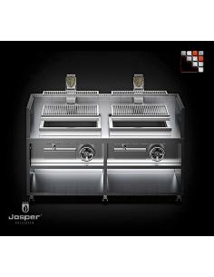 Basque Grill PVJ-050-2 JOSPER J48-PVJ0502 JOSPER Grill Charcoal Oven & Rotisserie JOSPER