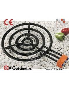Bruleur Paella L70 +gas Garcima G05-76070 GARCIMA® LaIdeal Bruleurs Gaz Paella Garcima