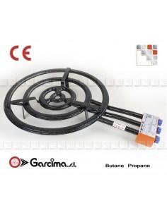 Burner Paella L60 +gas-Garcima G05-76060 GARCIMA® LaIdeal Gas Burners Paella Garcima