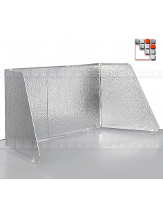 Paravent Réglable pour Plancha P259  Housses & Protections