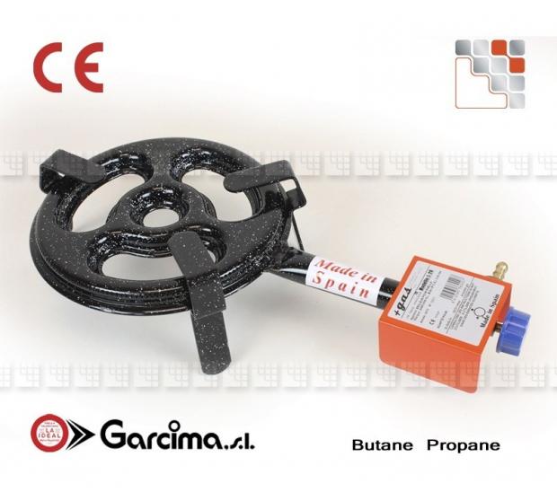 Bruleur Paella L20 +gas Garcima G05-76020 GARCIMA® LaIdeal Bruleurs Gaz Paella Garcima